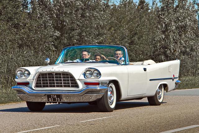 Chrysler 300C Convertible Coupé 1957 (3901)
