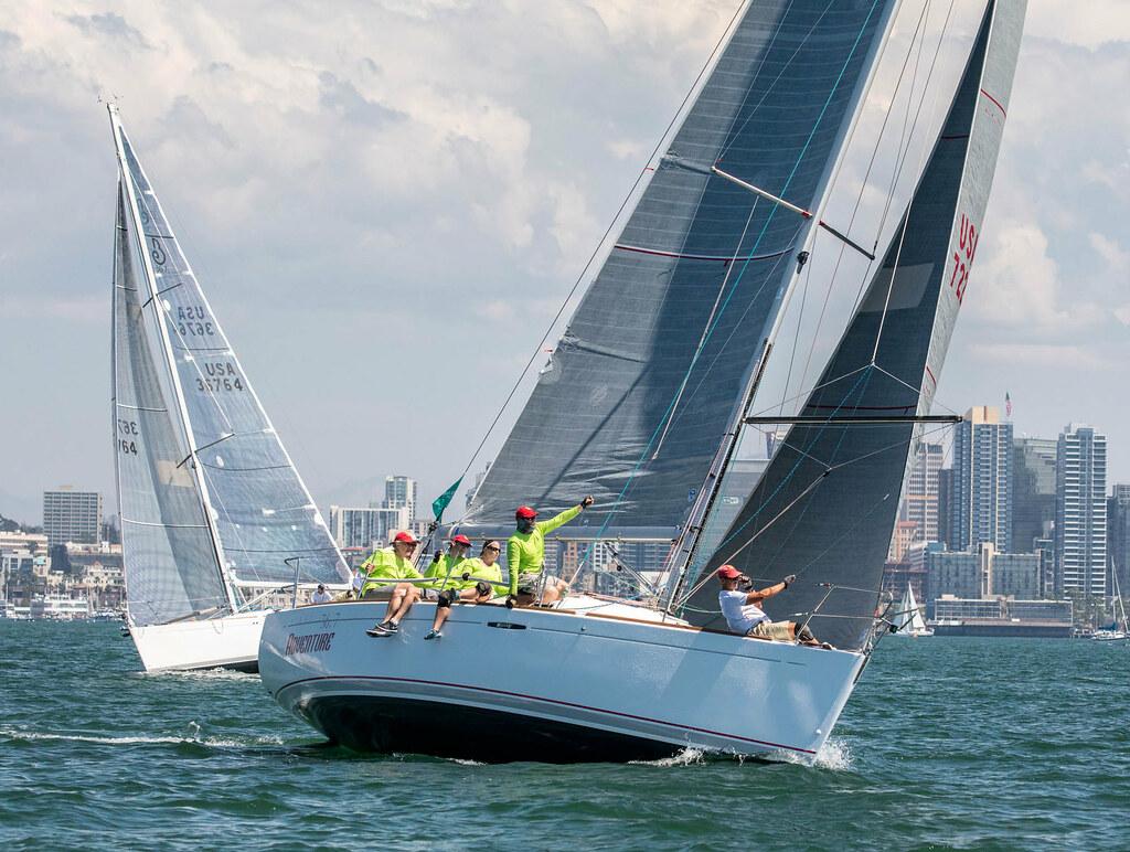 A Beneteau Cup Day 2 214 Of 262 San Diego Yacht Club Flickr