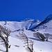 Vintage Kodachrome. February 1976. Corsica. Snowy mountains. by Jean-Paul Margnac