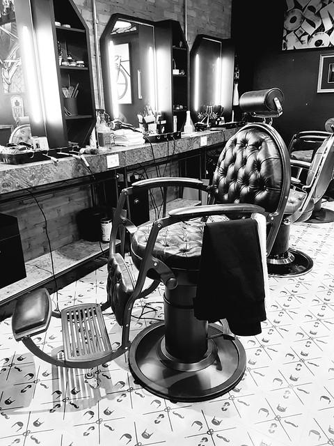 Barber Shop Corleone, Morumbi Shopping, Sao Paulo, Brazil