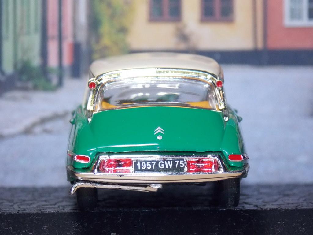 Citroën DS19 – 1957
