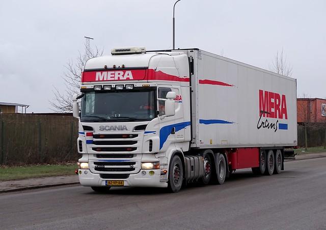 Scania R500 - Mera Trans