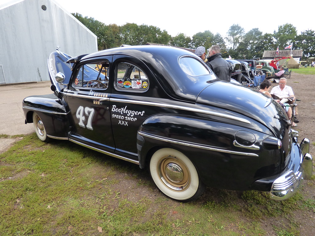Bootleggers Car 1940 S Weekend Ramsey Aug 2017 For Quiet A Flickr
