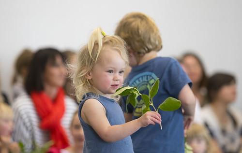 Kids from Kidsfirst Kindergarten Sumner