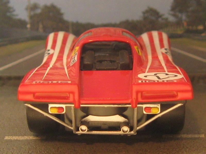 Porsche 917 – 24 Hs Le Mans 1970