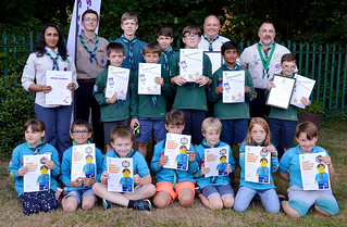 1st Bradley Stoke Scout Group's AGM | by BradleyStokeJournal