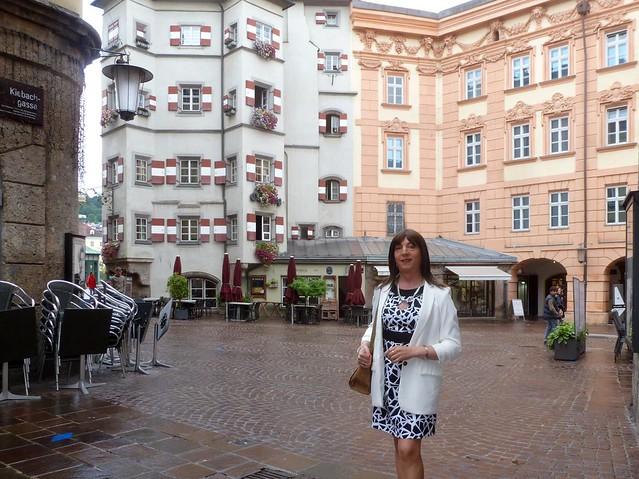 Innsbruck - Kiebachgasse