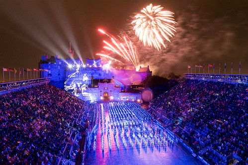 CJCS attends the Royal Edinburgh Military Tattoo | by Chairman of the Joint Chiefs of Staff
