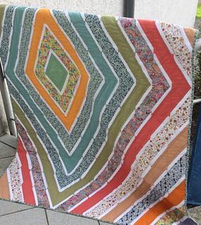 libertylondon quilt - idea from Ashley / filminthefridge