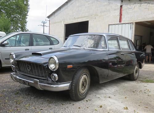 1960 Lancia Flaminia Berlina | by Spottedlaurel