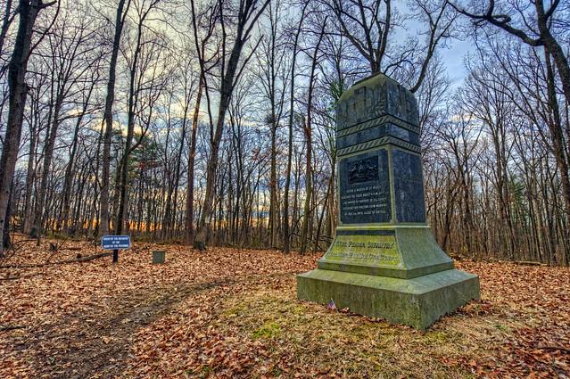 Gettysburg: 61st Pennsylvania Infantry
