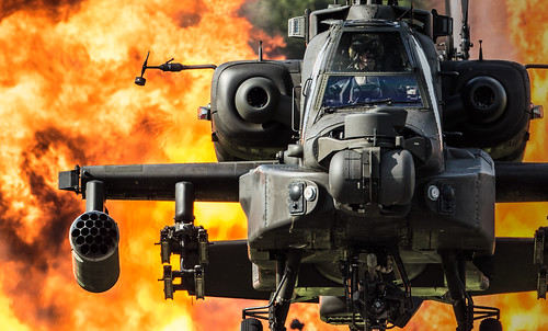 Agustawestland WAH-64D Longbow Apache | by Nick Collins Photography, Thanks for 3.6 million v