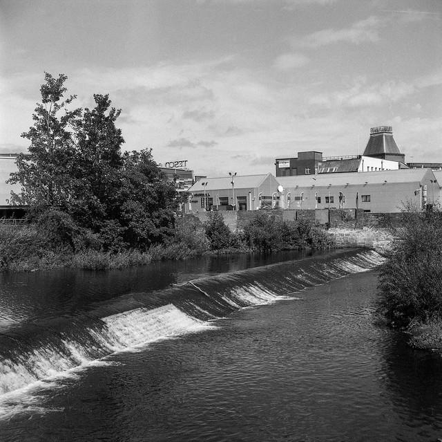 FILM - Walk Mill Weir