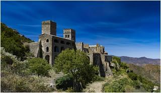Monastir Sant Pere de Rodes
