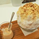 Japanese Ice Shaved - Peanut Milk
