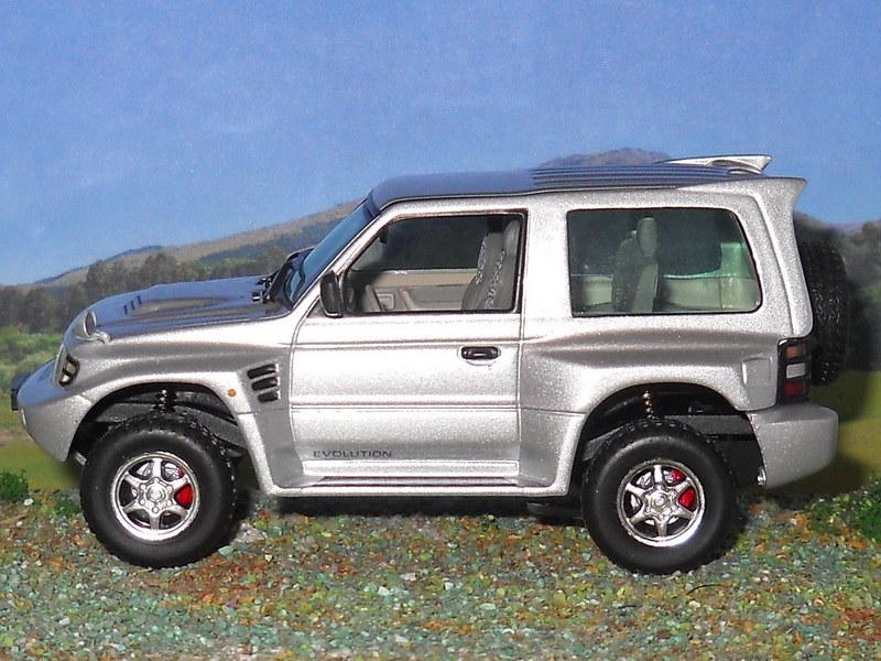 Mitsubishi Pajero Evolution – 1999