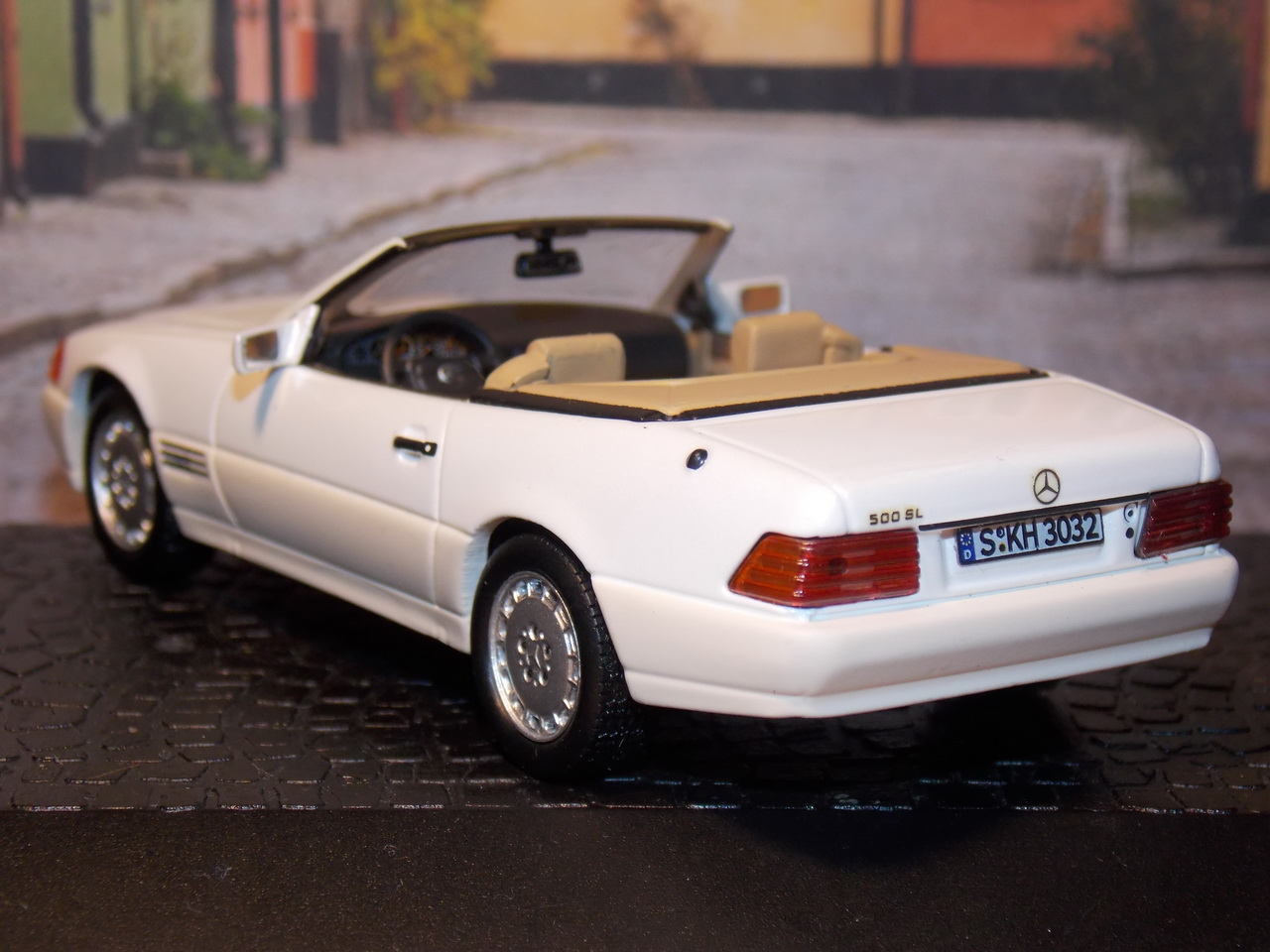 Mercedes Benz 500 SL – 1990