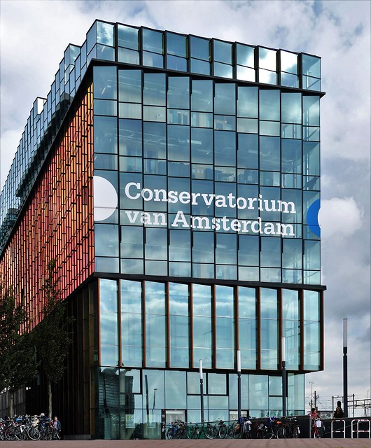 Conservatorium van Amsterdam  explore 20-09-2017