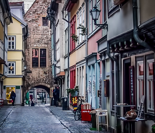 German Street Scene | by AtchisonGallery