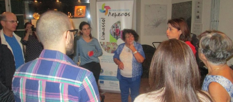 Workshop for Volunteers – Εργαστήριο για εθελοντές