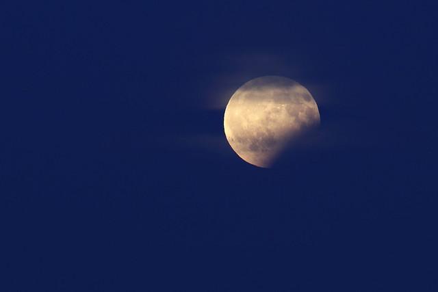 Měsíc - in explore