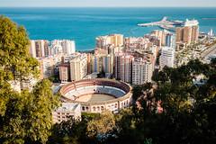 Climbing Malaga