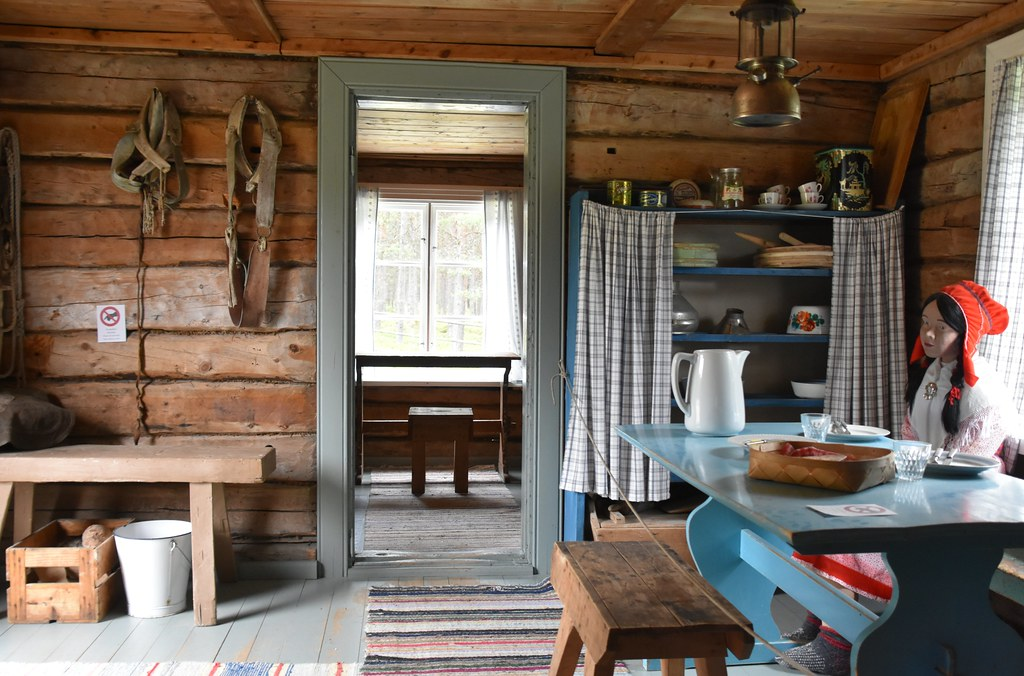 Awesome Three Room House Siida Museum Inari Finland 1 Flickr Home Interior And Landscaping Synyenasavecom