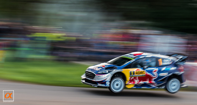 2017 ADAC Rallye Deutschland 2017.World Rally Championship