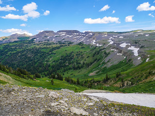 The top of Death Canyon   by snackronym