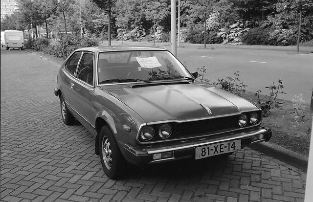 Honda Accord 1978