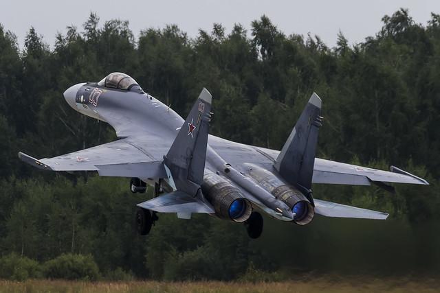Sukhoi Su-35S - 30