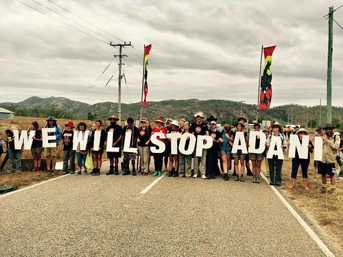 Frontlines Week of Action to Stop Adani