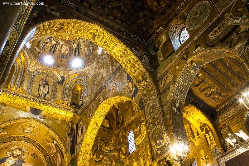 Cappella Palatina,  cosa vedere a Palermo