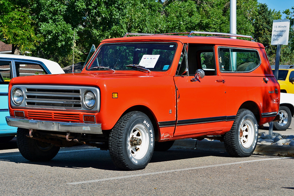 1972 IH Scout II | 1972 International Harvester Scout II, 20