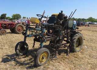 Mystery Agricultural Device: Enjambeur   by Spottedlaurel