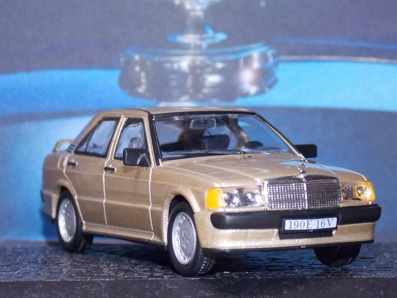 Mercedes Benz 190 E 2.3 16V - 1984