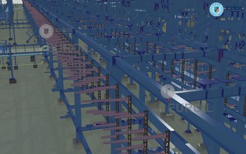 Steel Structure modelling/designing