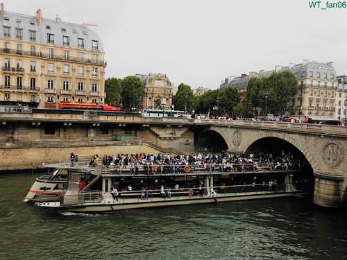 Tourist Boat Paris | by WT_fan06
