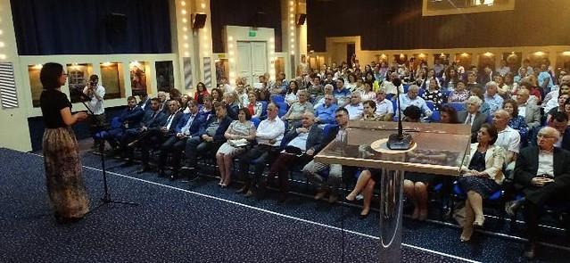 Albania-2017-05-31-International Day of Families Observed in Tirana, Albania
