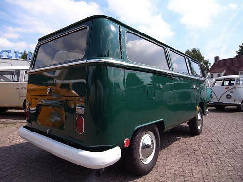VW T2A L Bus – 1967