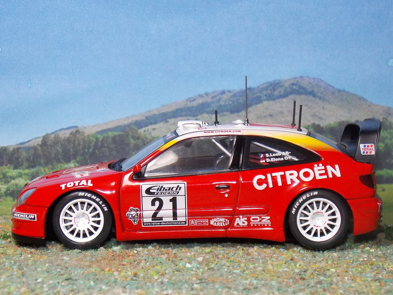 Citroën Xsara WRC – Alemania 2002