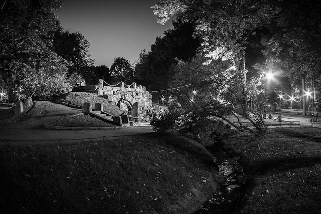 Grotto of Alexander Park - Грот Александровского парка