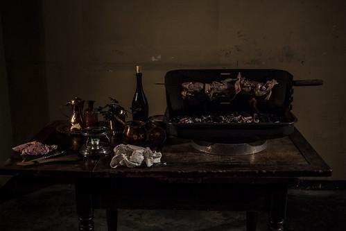 Culinary sensorium_ Agata Kiedrowicz, fot. Marta Szostek