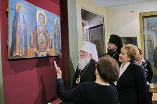 Выставка в ГОМЗ 450
