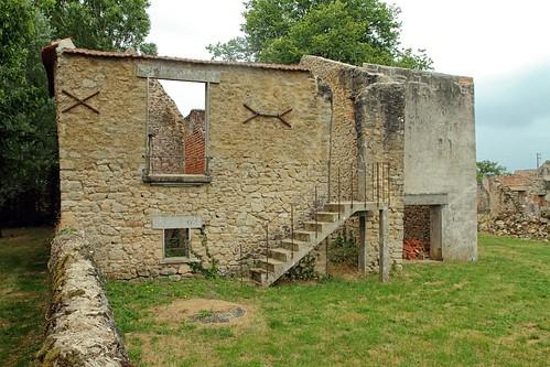 Oradour-Sur-Glane WW2 War Memorial