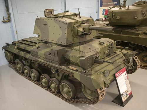 Cruiser Mk IIACS