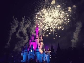 Castle during Fireworks | by stevenvan4