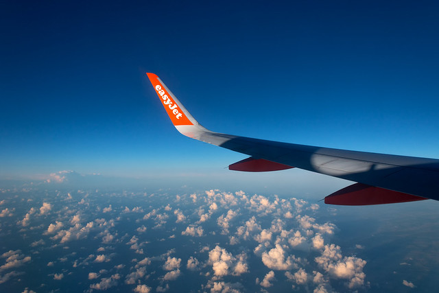 EasyJet Airbus A320-G-EZWG