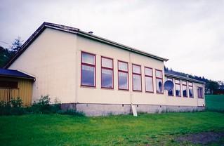 Bruråk skole - Ny fløy (2003)