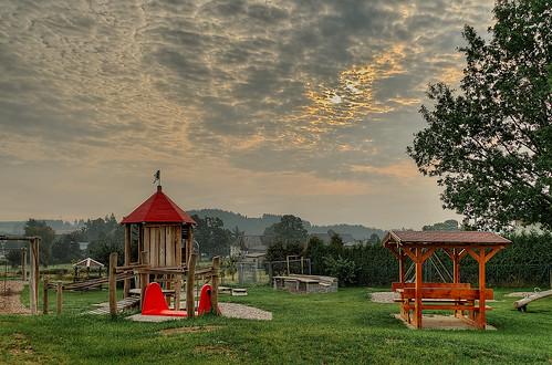 zedtwitz sonnenaufgang sunset himmel spielplatz nature natur